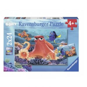 Ravensburger Puzzle Le Monde de Dory (2 x 24 pièces)