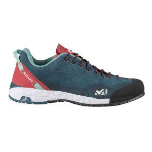 Millet Amuri Leather - Chaussures Femme - Bleu pétrole UK 7 / EU 40 2/3 Chaussures trekking & randonnée