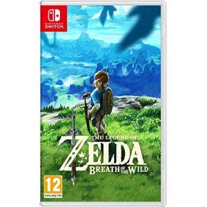The Legend of Zelda: Breath of the Wild - Import , jouable en français [Switch]