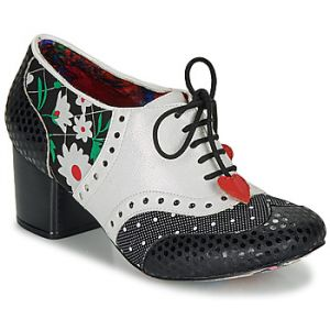 Irregular Choice Chaussures escarpins CLARA BOW - Couleur 36 - Taille Noir