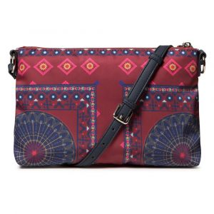 Desigual Sac Bandouliere 19WAXAA1 Multicolor - Taille Unique