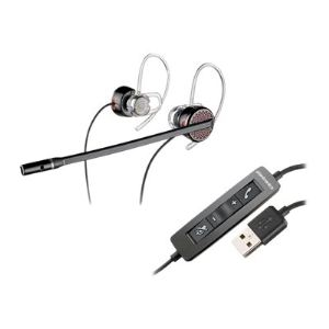 Plantronics Blackwire C435 - Casque micro tour d'oreille pour PC