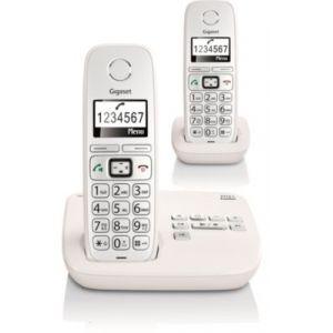 Gigaset E310 Duo Comfort - Téléphone répondeur sans fil