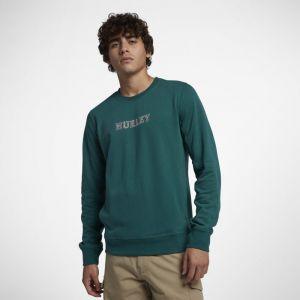 Nike Haut en tissu Fleece Hurley Atlas Homme - Vert - Taille XL