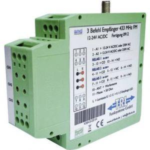 TRL Funksysteme Récepteur sans fil 3 canaux 43853-050H Portée max. (en champ libre) 100 m 230 V/AC 1 pc(s)