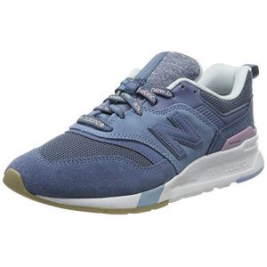 New Balance Baskets basses 997 bleu - Taille 36,37,38,39,40,41,35,40 1/2,37 1/2,41 1/2