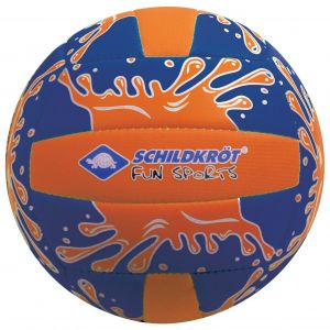 Mini ballon de beach volley en néoprène 15 cm
