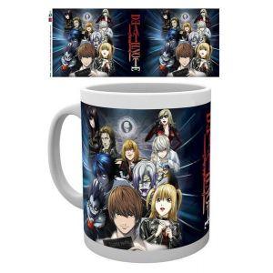 Death Note Mug 300 Ml Group [ML] [Produit Derive]