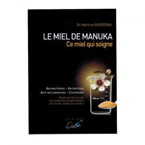 """Editions déliver Livre """"Le Miel de Manuka"""" du Dr Gardenal"""