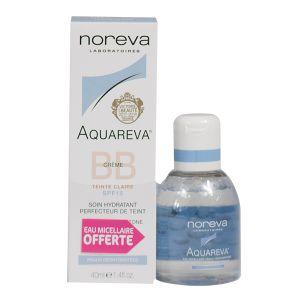 Noreva Aquareva - BB crème teintée claire + Eau Micellaire