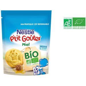 Nestlé Biscuits Miel p'tit gouter bio, 15 mois +