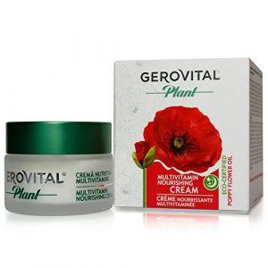 GeroVital Plant - Crema nutritiva multivitamine
