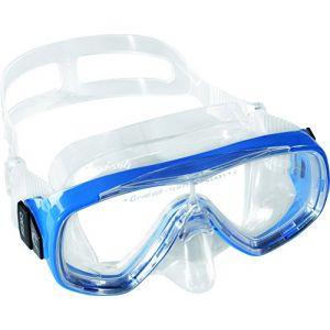 Cressi Ondina Masque de Plongée Enfant - Masque de Snorkeling Enfant enfant Transparent/Bleu