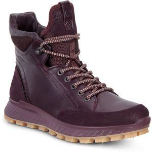 Ecco Exostrike W, Chaussures de Randonnée Hautes Femme, Violet Fig 51502, 38 EU