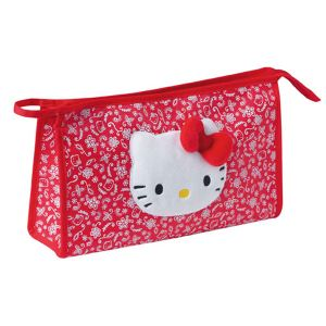 Jemini Trousse de toilette Hello Kitty Flower Collection