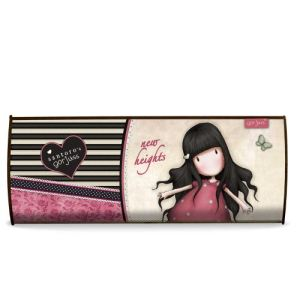 Santoro Trousse ronde grand modèle Gorjuss New Heights