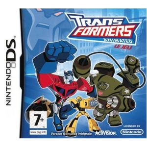 Transformers Animated : Le Jeu [NDS]