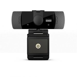 Urban Factory Webee Pro - Webcam Usb Full HD 1080p 2m Pixels Autofocus