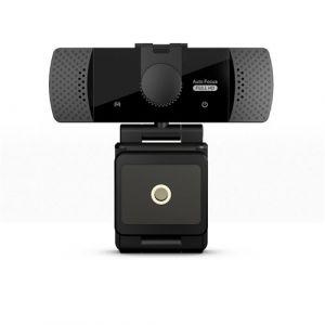 Urban Factory Webee Pro - Webcam Usb Full HD 1080p 2m Pixels Autofocus