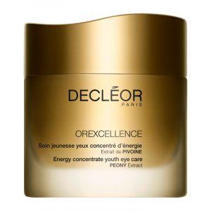 Decléor Orexcellence - Soin jeunesse yeux concentré d'énergie