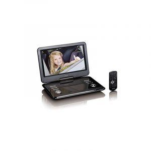 """Lenco DVP-1210 - Lecteur DVD portable 12"""" USB"""