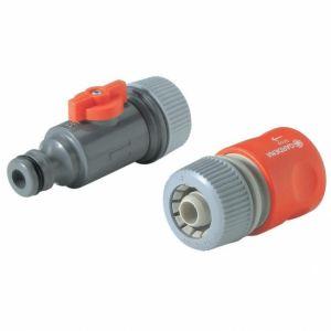 Gardena 1989-20 - Kit de raccordement pour tuyau micro-poreux