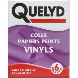 quelyd colle papiers peints vinyles 300g comparer avec. Black Bedroom Furniture Sets. Home Design Ideas
