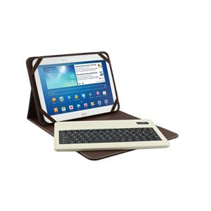 WE X-305 - Etui avec clavier Bluetooth pour tablette 10""