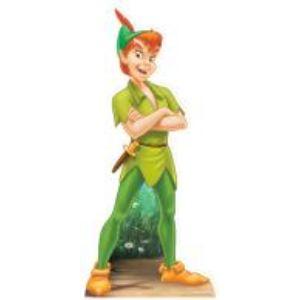 Figurine en carton taille réelle Peter Pan