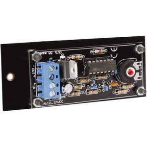 Velleman Kit variateur LED basse tension kit à monter alimentation 12 24 V/DC MK187