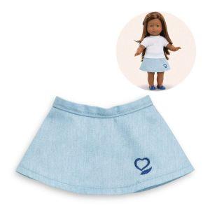 Corolle Vêtement pour poupée 36 cm : Jupe patineuse