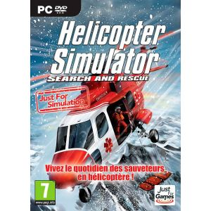 Hélicoptère Simulator : Search and Rescue [PC]