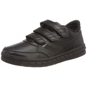 Adidas AltaSport CF I, Chaussures de Fitness Mixte Enfant, Noir (Negbas/Negbas/Ftwbla 000), 25.5 EU