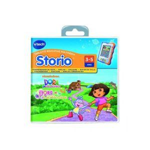 Vtech Jeu tablette Storio : Dora l'Exploratrice