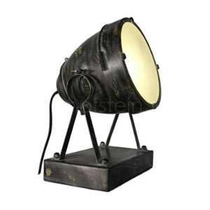 Brilliant AG Lampe à poser Brilliant Fenna Noir, 1 lumière Intérieur
