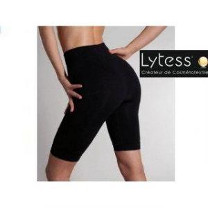 Lytess Panty Ventre plat minceur Flash Noir L/XL