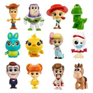 TOY STORY ortiment Mini Figurine Mini Figurines à collectionner en sac t surprise 3 8 cm Modèle Aléatoire