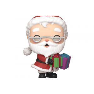 Funko Pop Holiday-Santa Claus Figurine de Collection, 44418, Multicolore