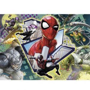 Ravensburger Spider-Man Amis et ennemis - Puzzle 150 pièces