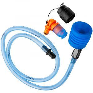 Source Universal Tap Adapter + QMT Kit - Accessoire sac à dos - bleu/noir unisex bleu Acier inoxydable