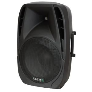 Ibiza Sound BT12A - Enceinte amplifiée USB/Bluetooth