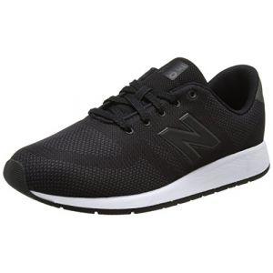 New Balance 420, Baskets Mixte Bébé, Noir (Black/Grey), 40 EU