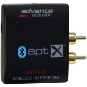 Advance Acoustic WTX6500 - Transmetteur Bluetooth pour Tablette/Smartphone