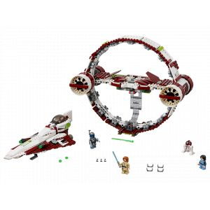 Lego 75191 Star Wars - Jedi Starfighter avec hyperdrive