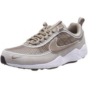 Nike Air Zoom Spiridon '16 Se, Chaussures de Running Compétition Homme, Beige (Moon Particle/Sepia 200), 42.5 EU