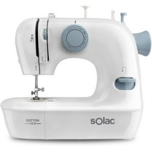 Solac Machine à coudre SW8220