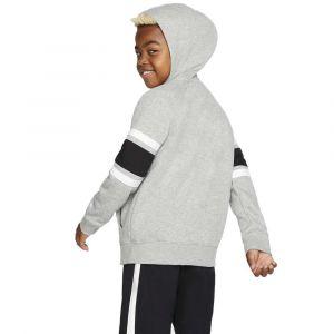 Nike Sweatà capuche à zip Air pour Enfant plus âgé - Gris - Taille M - Unisex