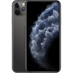 """Apple IPhone 11 Pro Max 64 Go 6.5"""" Gris Sidéral"""