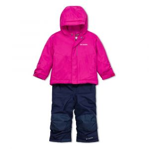 Columbia Combinaisons Buga Set - Pink Ice - Taille 3 Années