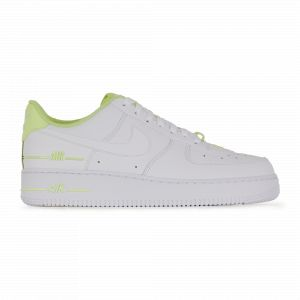 Nike Air Force 1 Low Overbranding Blanc/jaune Fluo 43 Male